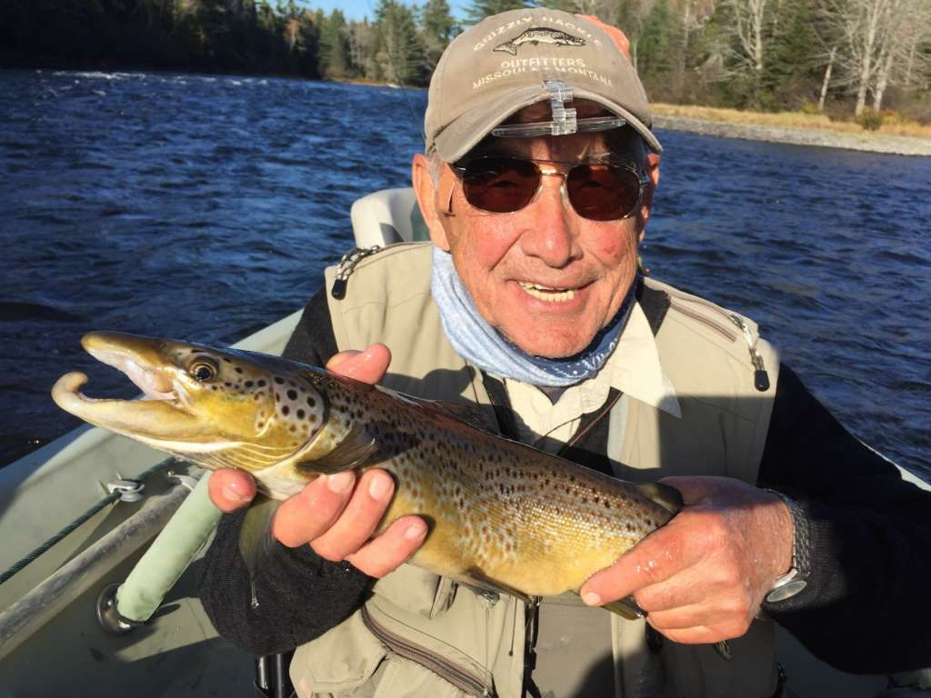 East Outlet Fly Fishing